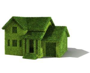 grass green house